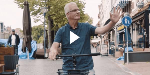 Uw NRGbike loopfiets in het dagelijkse gebruik