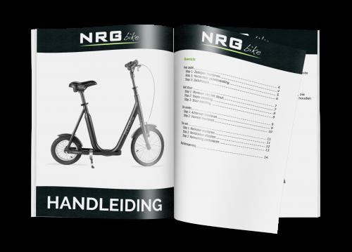 NRGbike Handleiding