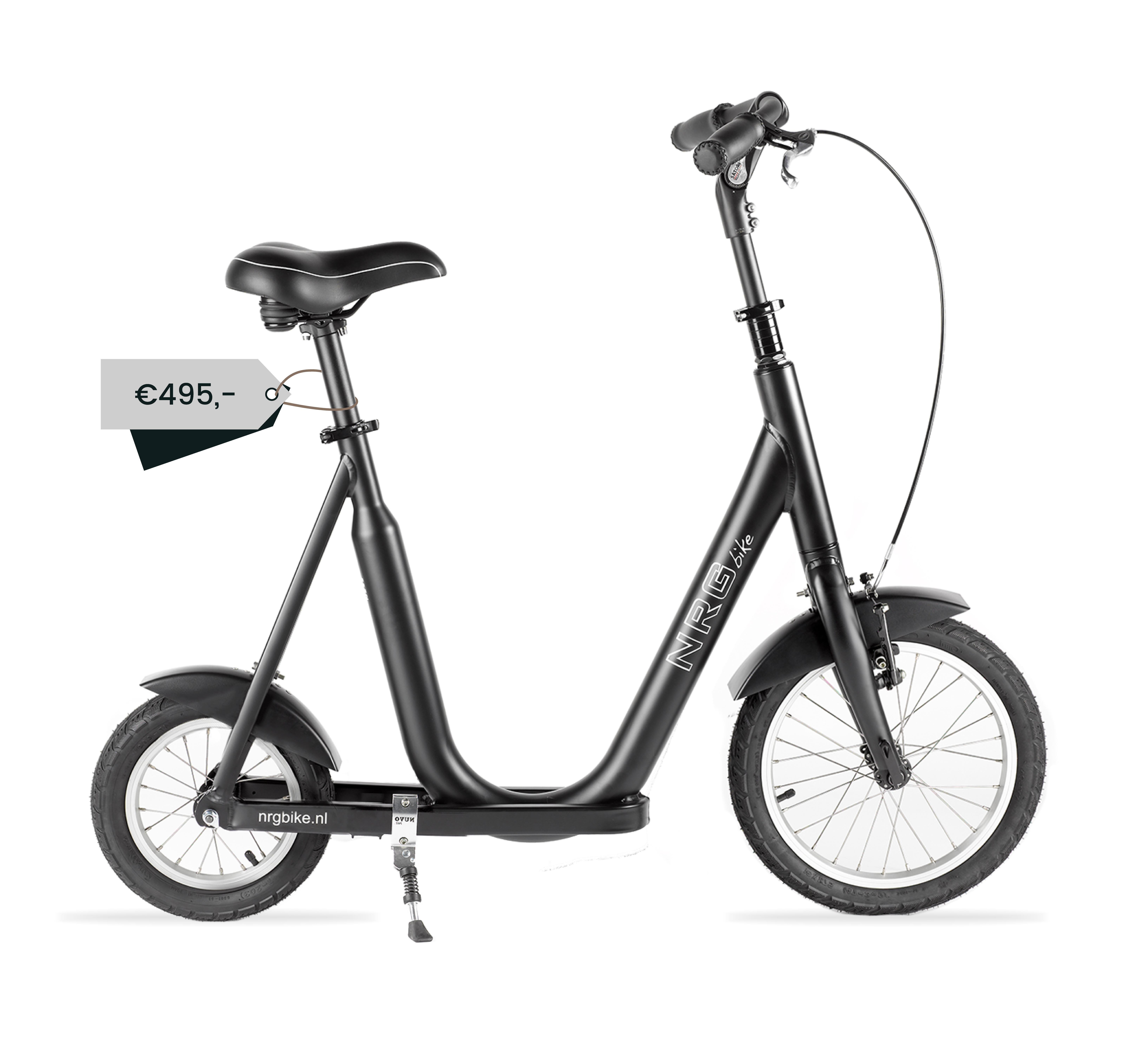 De NRGbike loopfiets kost €495