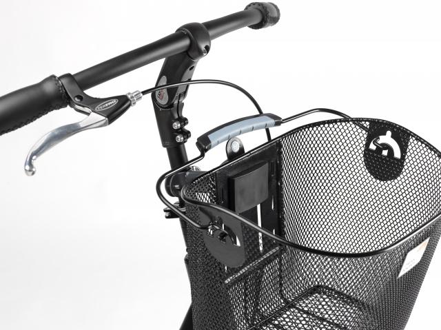 Mandje van de NRGbike additionele accessoire